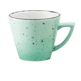"Porzellanserie ""Granja"" mint Tasse obere Kaffee/Cappuccino"