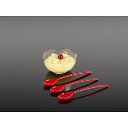 Mini-Besteck rot
