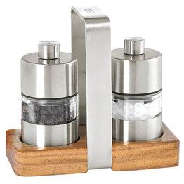 """Menage Salz/Pfeffer """"Minimill"""" - NEU"""