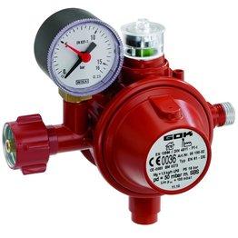 Gasdruckregler Typ EN61-DS PS 16 bar