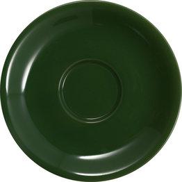 Kaffee-/Cappuccinotasse untere grün