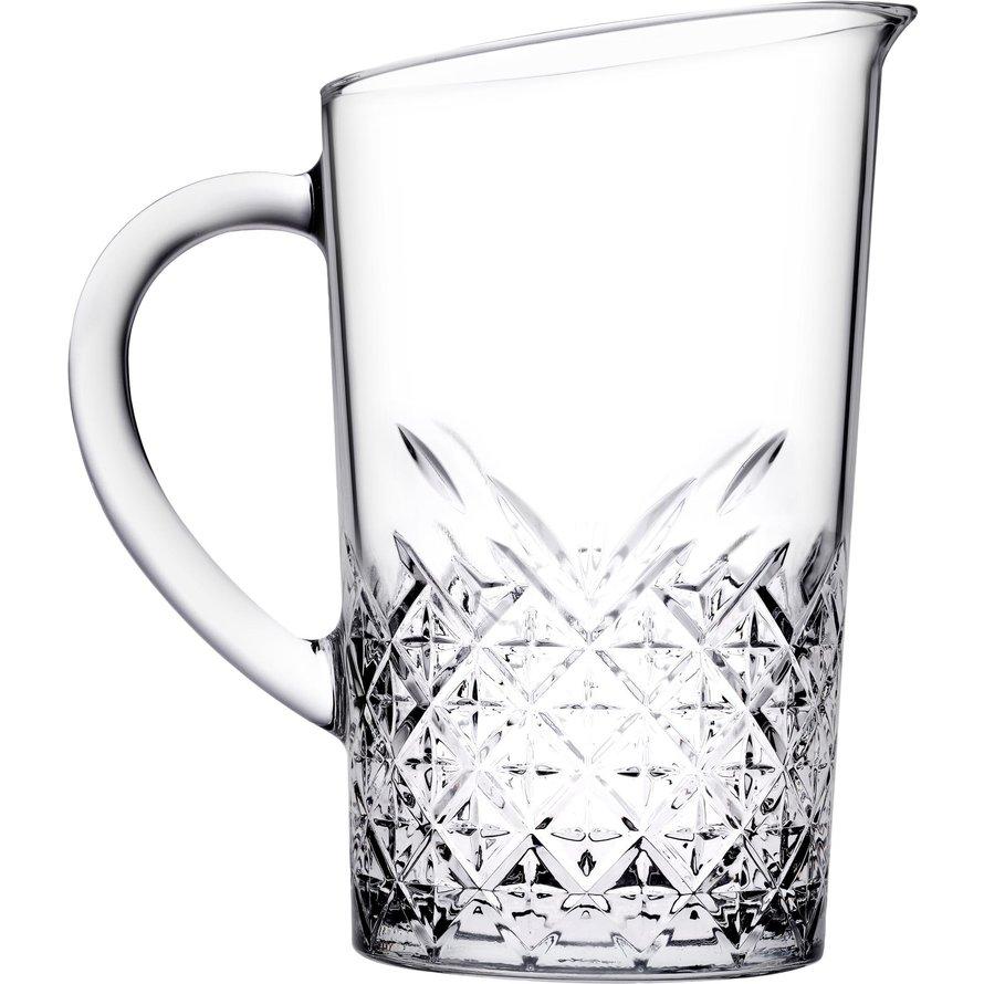 """Glasserie """"Timeless"""" Krug 1,44L"""