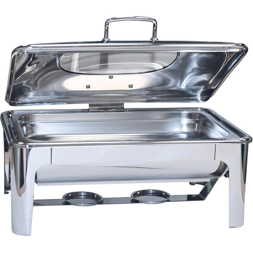 Chafing Dish 1/1 GN, Satiniert