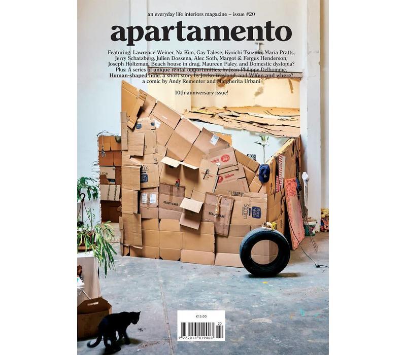 Apartamento #20