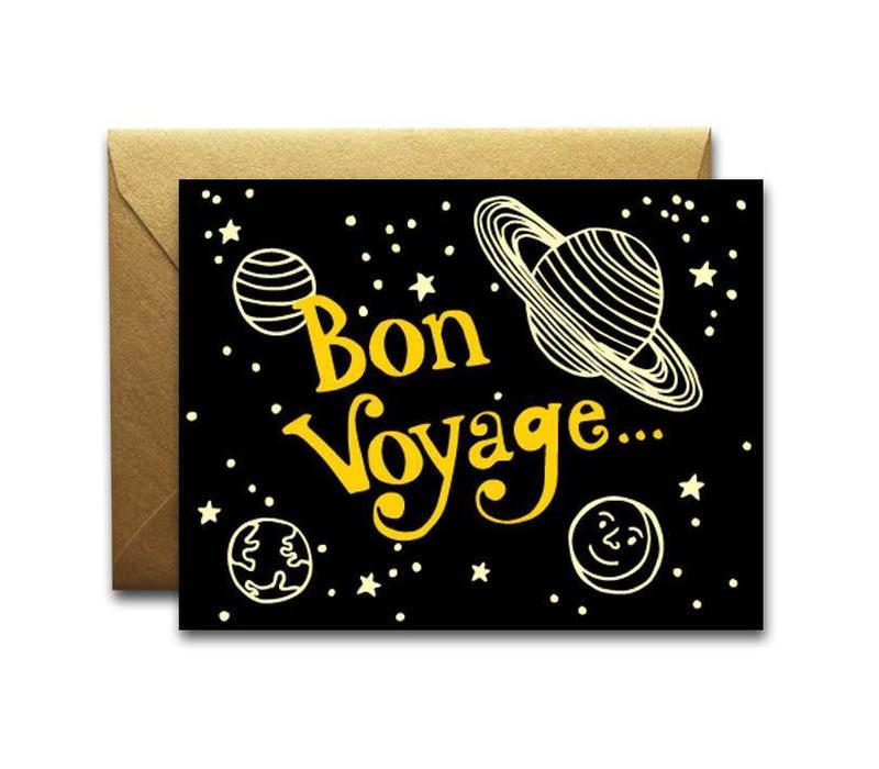 Native bear bon voyage greeting card grey street native bear bon voyage greeting card m4hsunfo