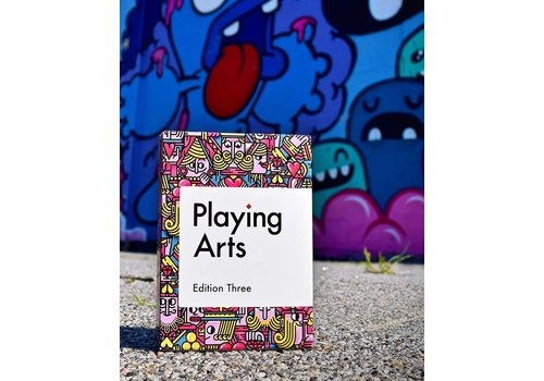 Playing Arts Playing Arts - Edition Three - Playing Cards