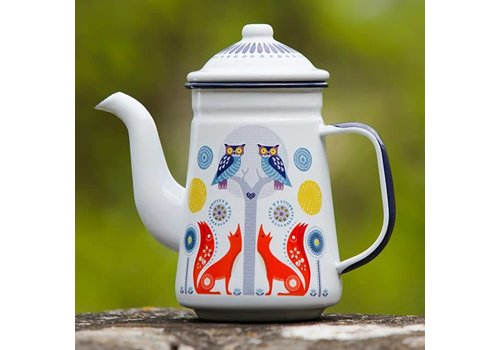 Folklore Folklore - Day Coffee Pot
