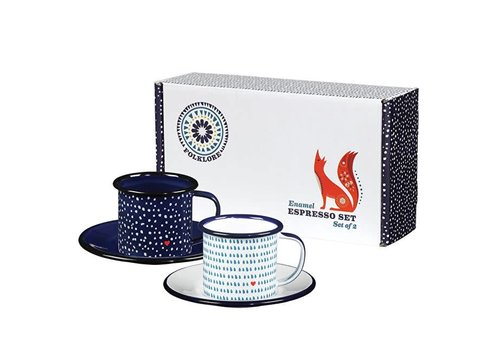 Folklore Folklore - Espresso Set