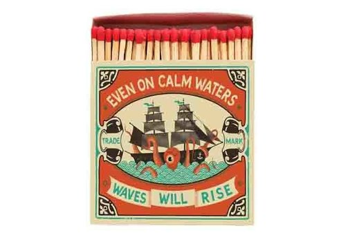 Archivist Gallery Archivist Gallery - Calm Waters - Matches