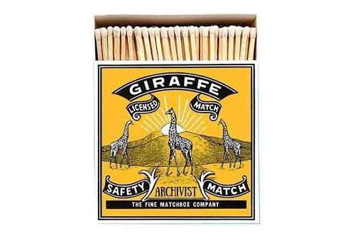 Archivist Gallery Archivist Gallery - Giraffe - Matches