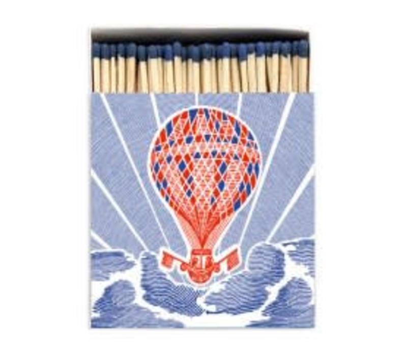 Archivist Gallery - Hot Air Balloon - Matches