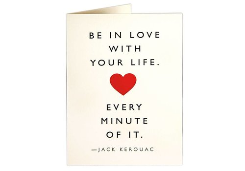 Archivist Gallery Archivist Gallery - Love Life - Greeting Card