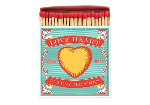 Archivist Gallery Archivist Gallery - Love Heart - Matches