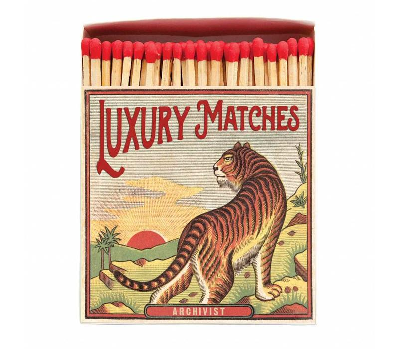 Archivist Gallery - New Tiger - Matches