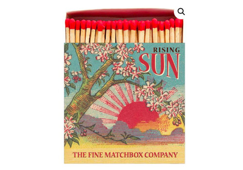 Archivist Gallery Archivist Gallery - Rising Sun - Matches