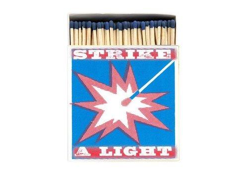 Archivist Gallery Archivist Gallery - Strike a Light - Matches