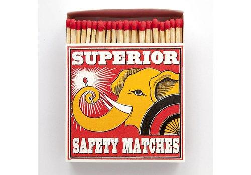 Archivist Gallery Archivist Gallery - Superior Matches - Matches