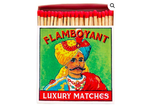 Archivist Gallery Archivist Gallery - The Flamboyant - Matches