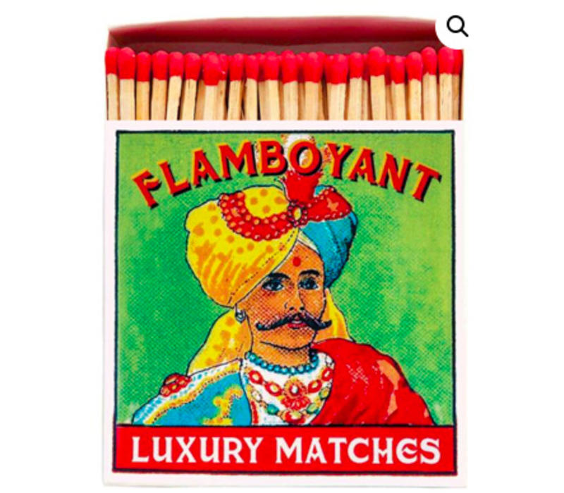 Archivist Gallery - The Flamboyant - Matches