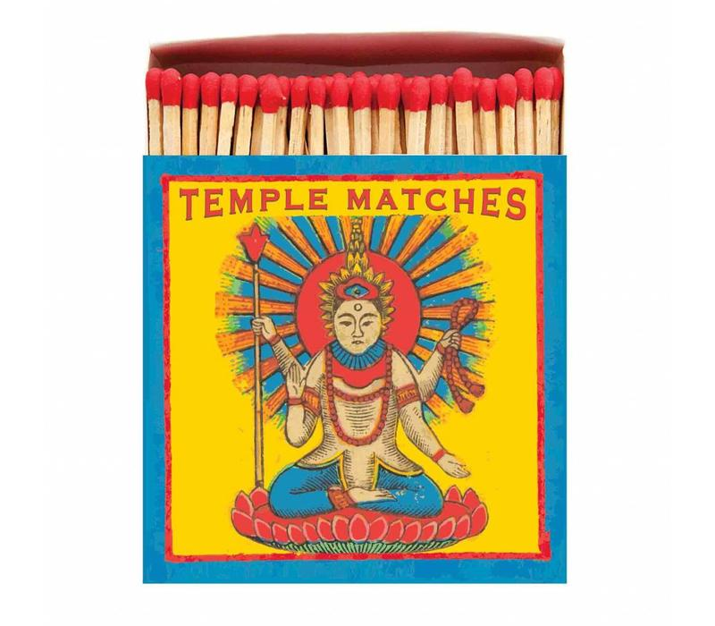 Archivist Gallery - Temple 1 - Matches