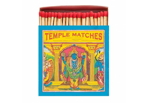 Archivist Gallery Archivist Gallery - Temple 3 - Matches