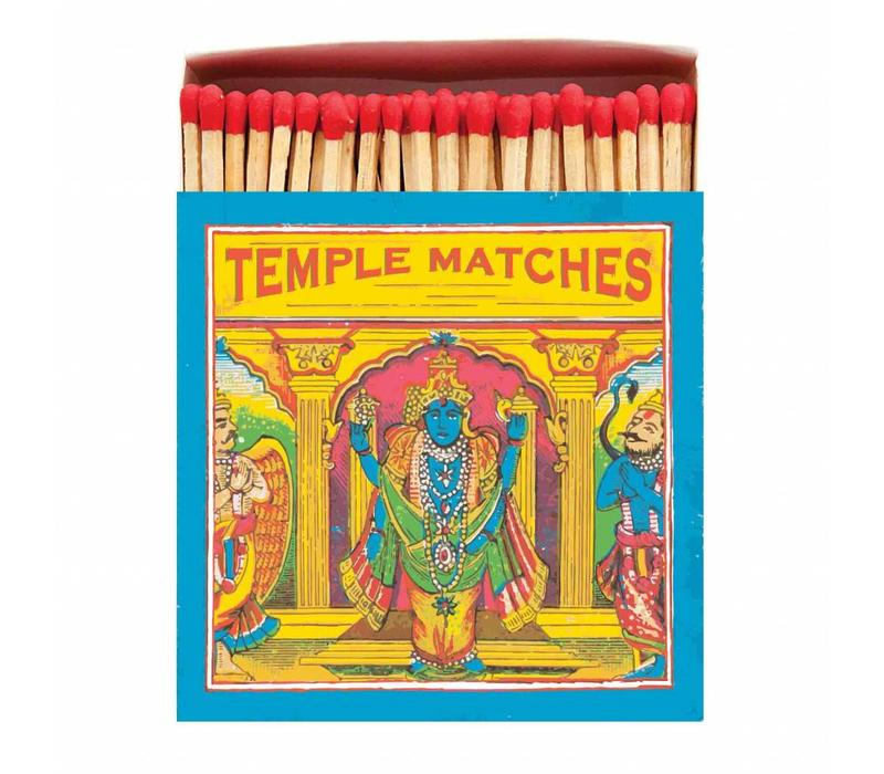 Archivist Gallery - Temple 3 - Matches