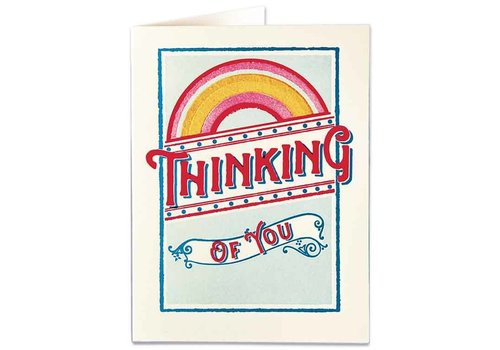 Archivist Gallery Archivist Gallery - Thinking of You - Greeting Card