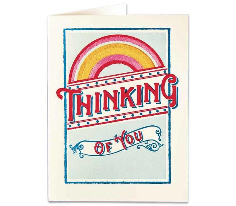 Archivist Gallery - Thinking of You - Greeting Card