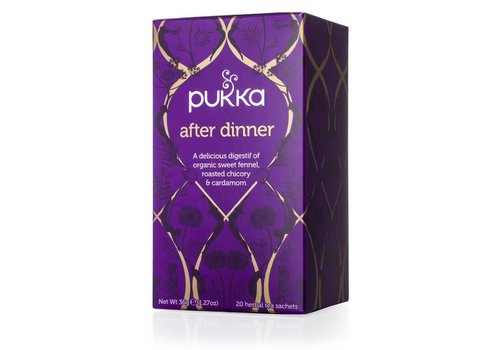 Pukka Pukka - After Dinner Tea
