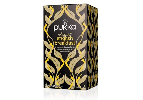 Pukka Pukka - Elegant English breakfast Tea