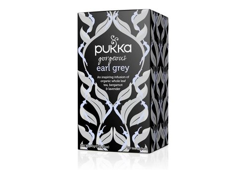 Pukka Pukka - Gorgeous Earl Grey Tea