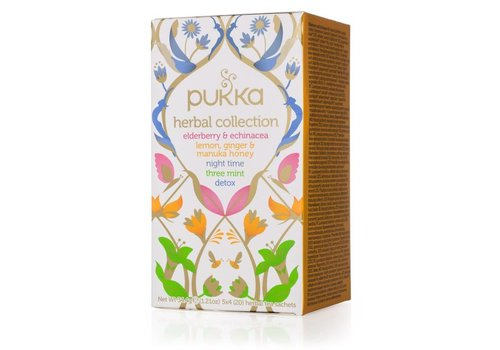 Pukka Pukka - Herbal Collection Tea