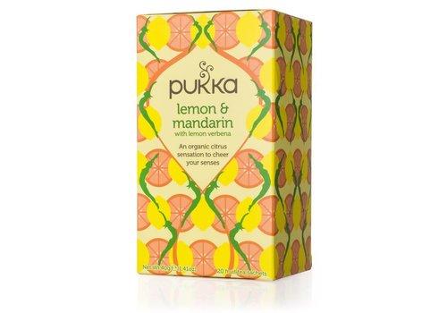 Pukka Pukka - Lemon & Mandarin Tea with Lemon Verbena