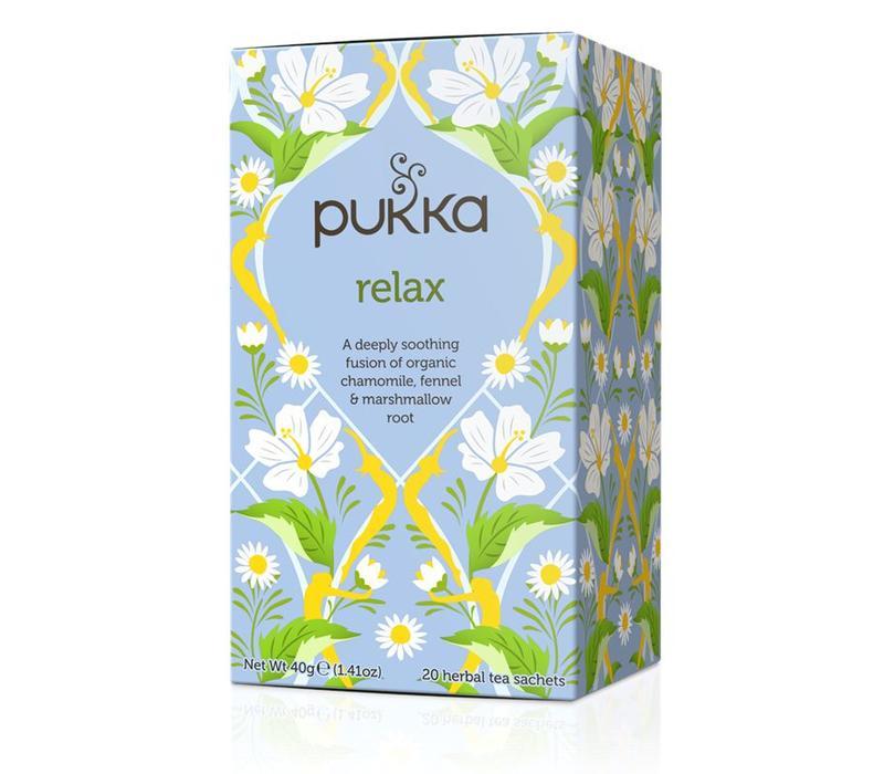 Pukka - Relax Tea