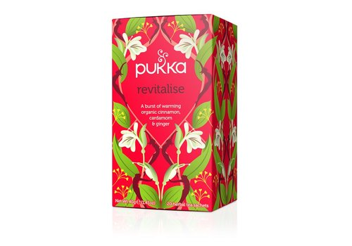 Pukka Pukka - Revitalise Tea