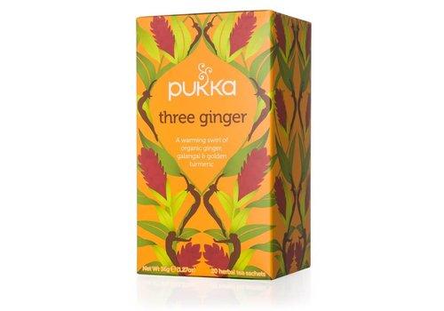 Pukka Pukka - Three Ginger Tea