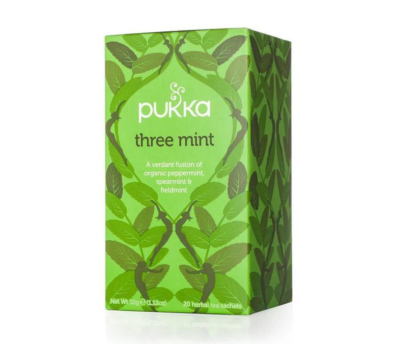 Pukka - Three Mint Tea