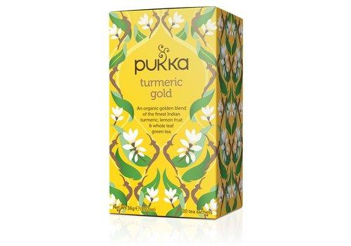 Pukka Pukka - Turmeric Gold Tea