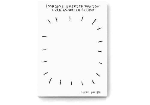 People I've Loved People I've Loved - Imagine Everything - Notebook