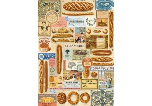 Cavallini Cavallini - Boulangerie - Wrap/Poster