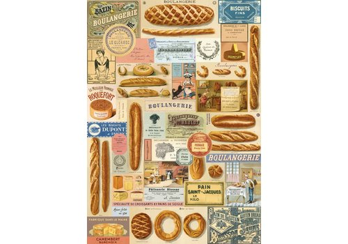 Cavallini Papers & Co Cavallini - Boulangerie - Wrap/Poster