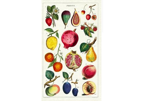 Cavallini Papers & Co Cavallini - Fruit - Tea Towel