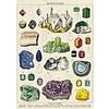 Cavallini Papers & Co Cavallini - Mineralogie - Wrap/Poster