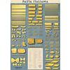 Cavallini Papers & Co Cavallini - Pasta Italiana - Wrap/Poster