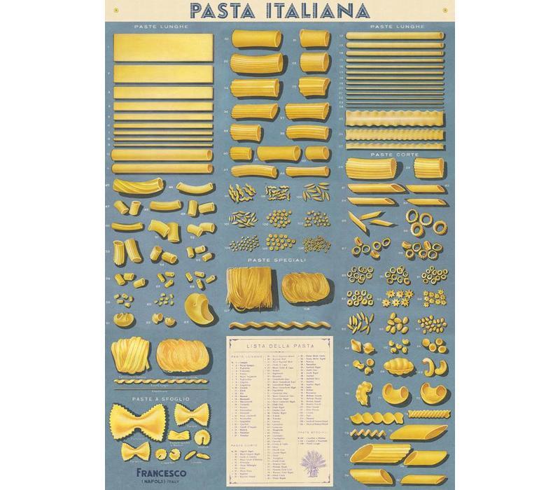 Cavallini - Pasta Italiana - Wrap/Poster