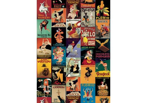 Cavallini Papers & Co Cavallini - Vintage Posters - Wrap/Poster