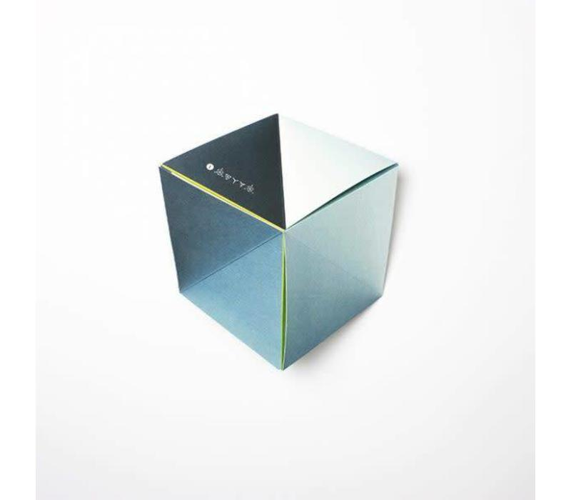 Papier Tigre - Carte Secréte The Cube