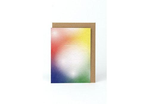 Papier Tigre Papier Tigre - Rainbow Card