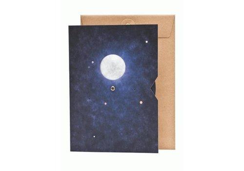 Papier Tigre Papier Tigre - The Moon Card