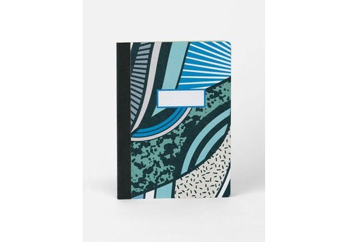 Papier Tigre Papier Tigre - The Patchwork Notebook